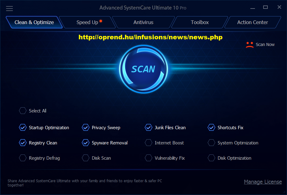 oprend.hu/infusions/downloads/images/screenshots/advanced_systemcare_ultimate_10_kp1.png