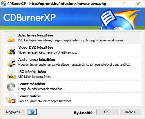 oprend.hu/infusions/downloads/images/screenshots/cdburnerxp-1.png